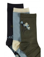 PACK CALCETINES FLOWER